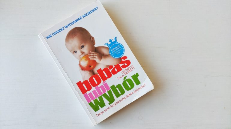 Książka dla mam - bobas lubi wybór